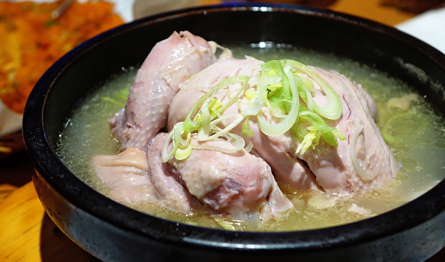 海鮮 和韓料理 おふく